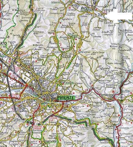 Cartina Topografica Di Firenze Pieterduisenberg